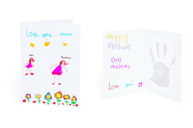 BabyInk Mother's Day card