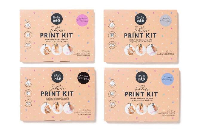 BabyInk kit grid