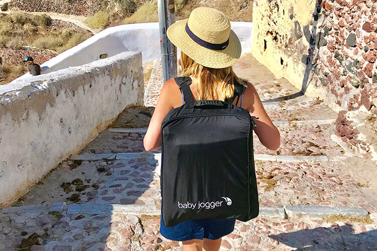 Baby jogger city tour lux backpack