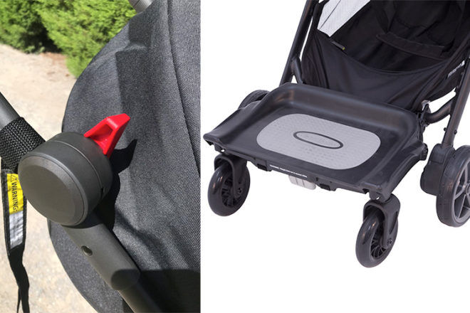 The New Baby Jogger City Tour Lux Fits In A Backpack