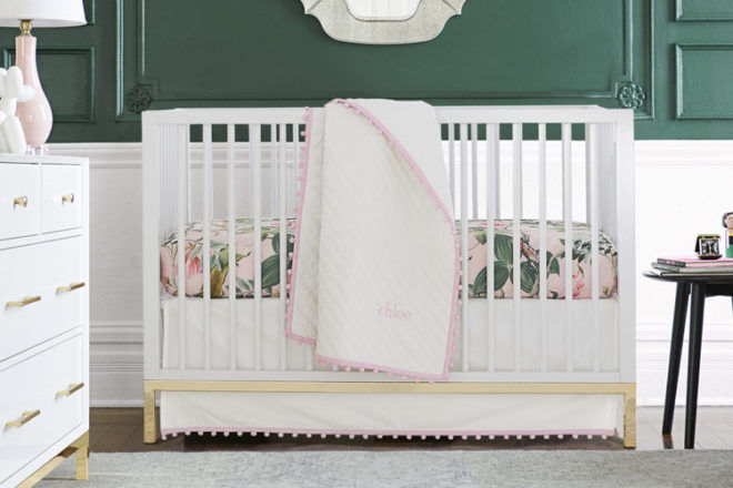 WIN A Flynn Cot From Pottery Barn Kids
