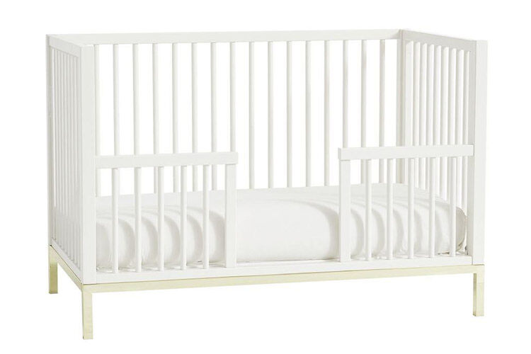 Potter Barn Kids Flynn Toddler Bed Convertable Cot