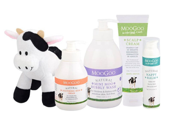 MooGoo Baby Starter Kit competition