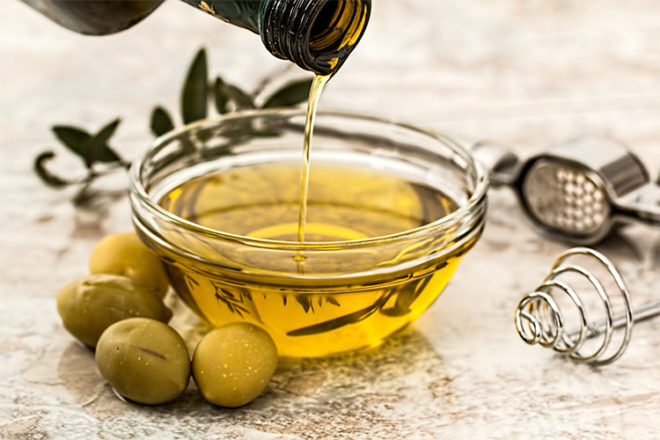 Nappy rash treatments natural olive oil