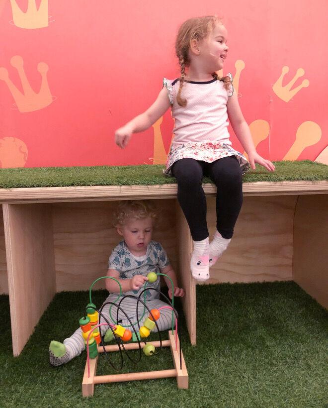 Rabbit Hole play centre Melbourne Big Top