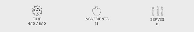 Recipe times red lentil dahl