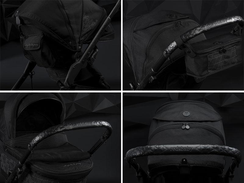Redsbaby Carbon pram accessories