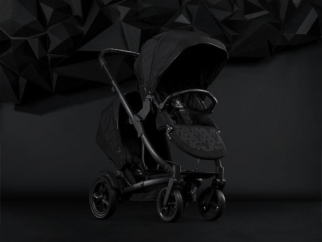 Redsbaby limited edition carbon pram