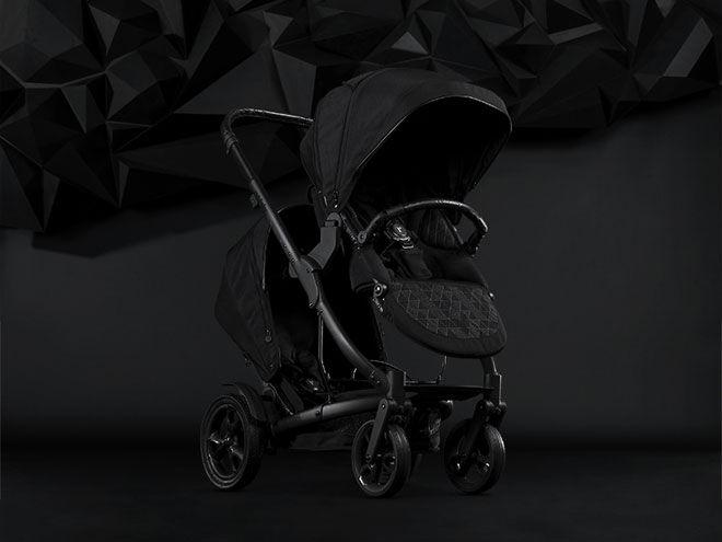 Redsbaby limited edition carbon pram