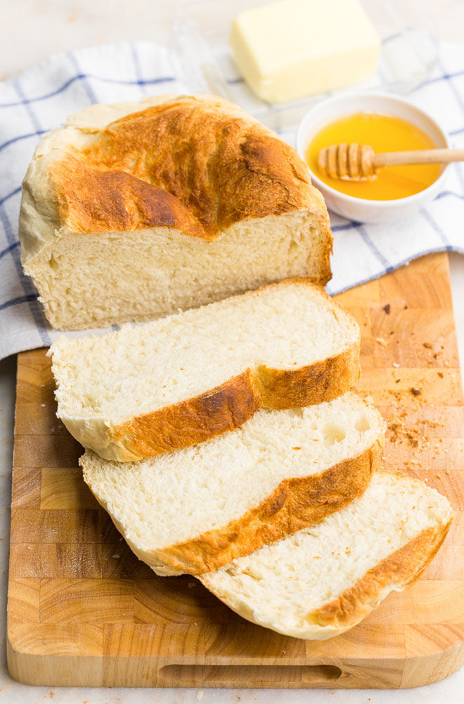 Slow Cooker Bread