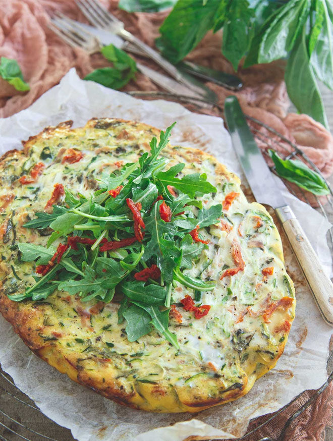 Slow Cooker Breakfast Frittata