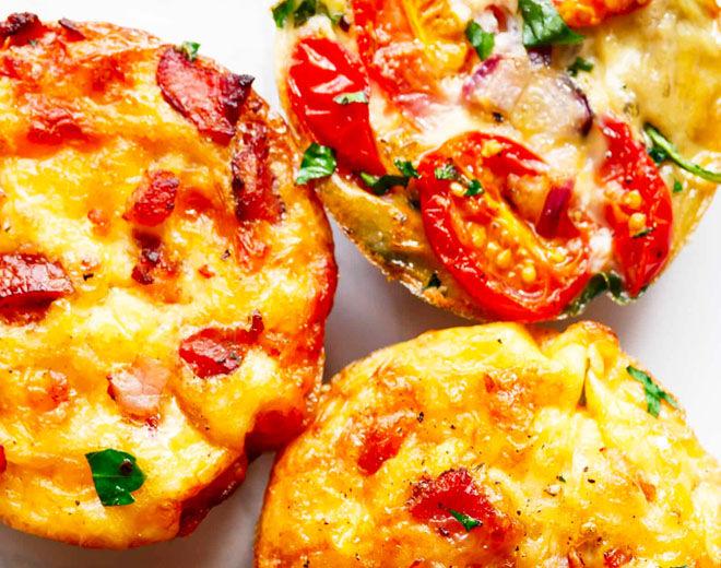 easy breakfast muffin recipe