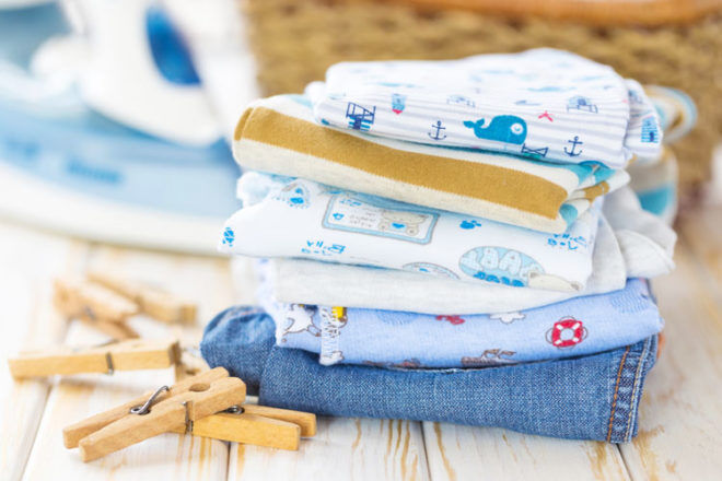 Best baby laundry detergent brands in Australia and tips for washing baby clothes