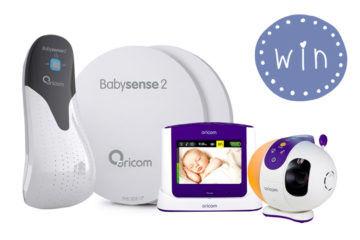 Oricom Babysense & Monitor