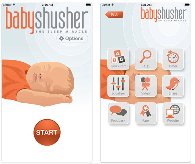 7 white-noise sleep apps to help soothe babies to sleep