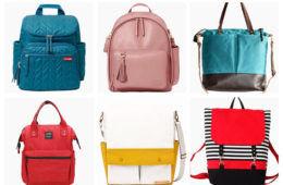10 bright nappy backpacks