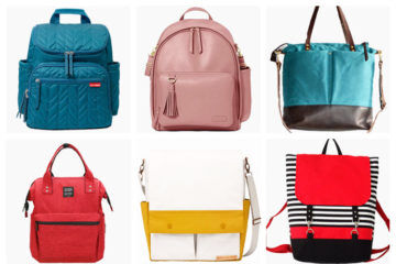 10 bright nappy backpacks