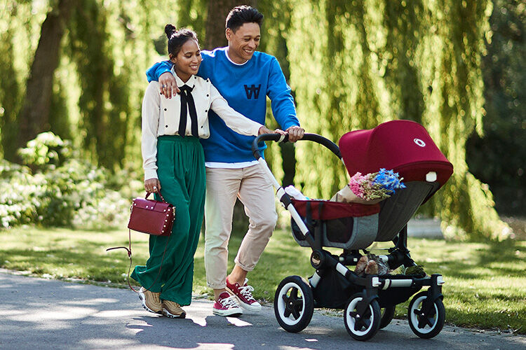 Bugaboo Donkey2 side by side pram