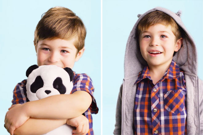 Cubcoats two-in-one plushy and hoodie