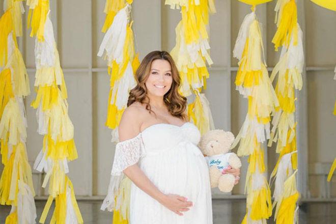 Eva Longoria baby shower celebrity