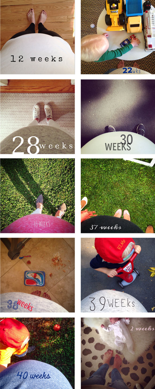 From where I stand pregnancy photos