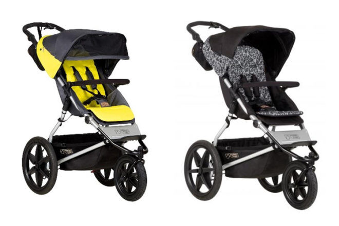 Mountain Buggy Terrain jogging pram