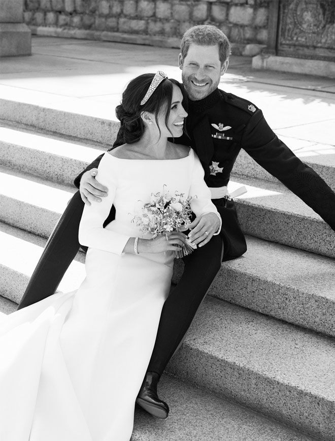 Official Royal wedding photos Harry and Meghan