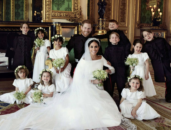 official royal wedding photos - photo #5