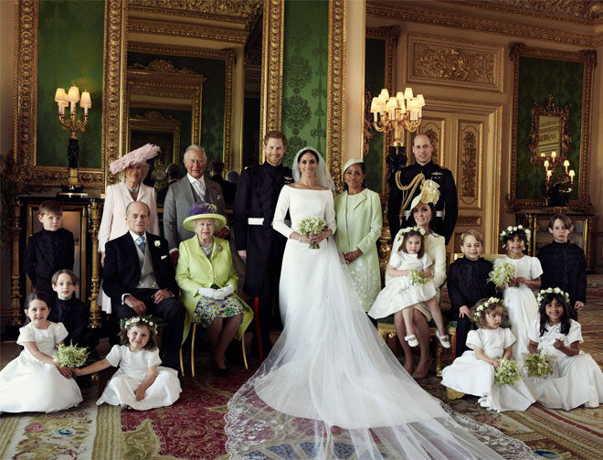 official royal wedding photos - photo #2