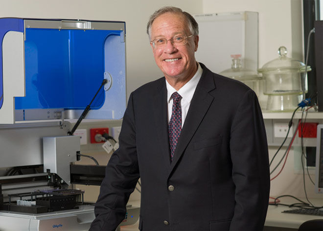 Professor Shaun Brennecke world first pre-eclampsia test