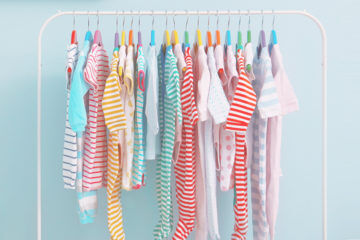 Guide to buying the right baby size for the right season