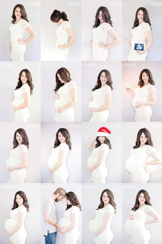 Special occassions during pregnancy photos