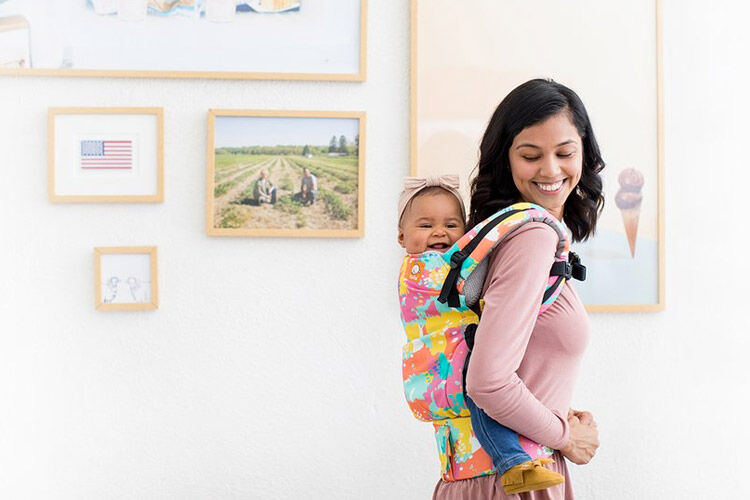 Tula Baby Carrier - Oh Joy