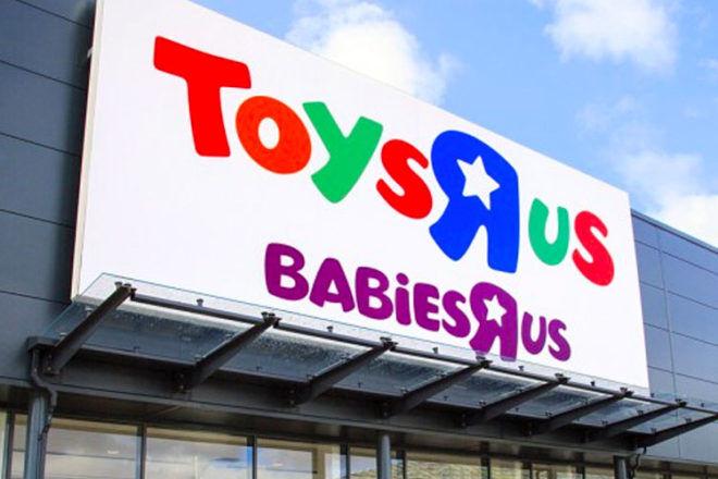 Toys R Us Australia closing down