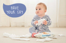 WaterWipes Product Testers