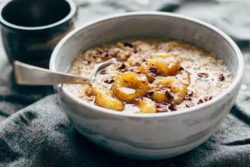 10 warming winter porridge recipes
