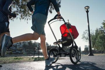 bugaboo runner jogging pram