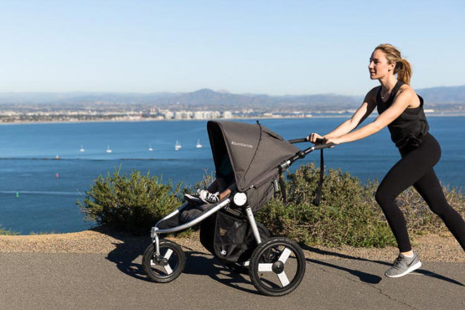 bumbleride Speed jogging pram