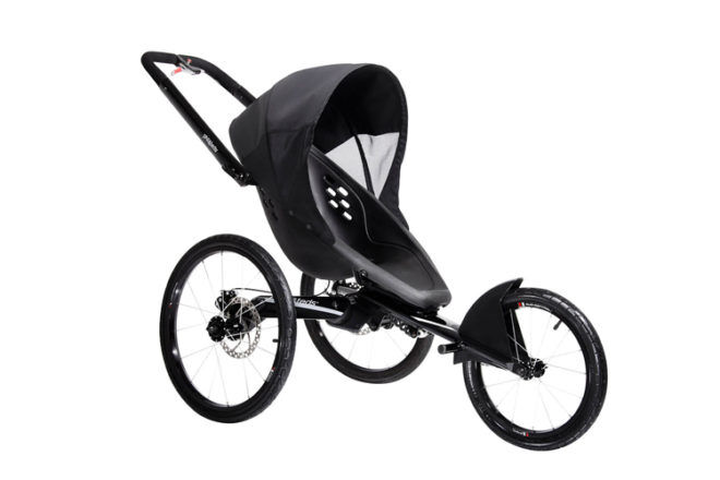 phil and teds sub4 jogging pram