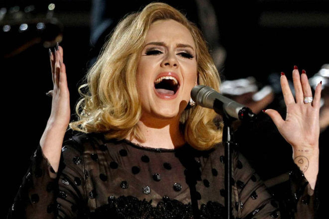 Adele's Right, A New Mum's Voice Does Change After