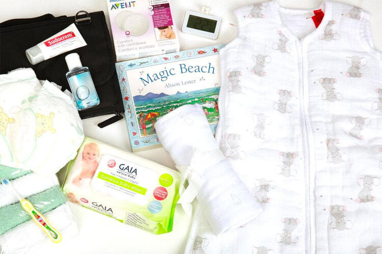 Baby Bundle gift for NSW parents