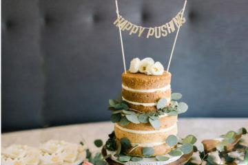 Happy Pushing Cakespiration