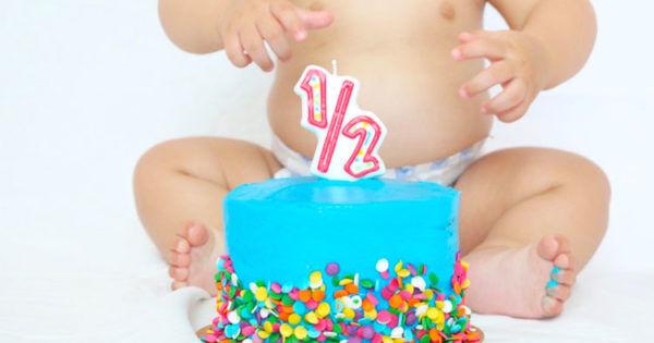 6 Cute Ways To Celebrate Babys Half Birthday