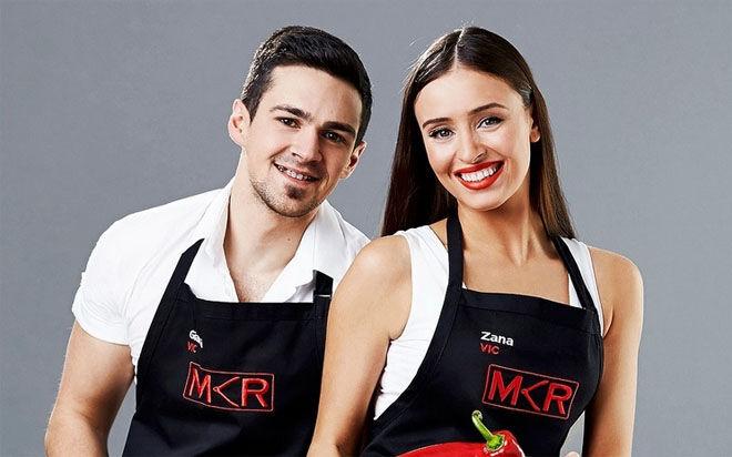 MKR Zana and Gianni Romano