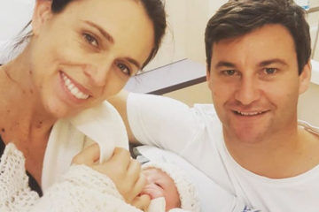 Jacinda Ardern, New Zealand Prime Minister is a mum