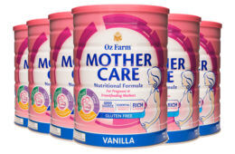 Oz Farm Mother Care Nutritional Formula supplement for pregnancy and breastfeeding