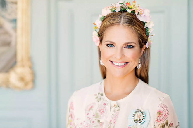 Princess-Madeleine-floral-crown