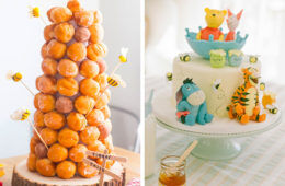 13 wonderful Winnie the Pooh baby shower cakes | Mum's Grapevine