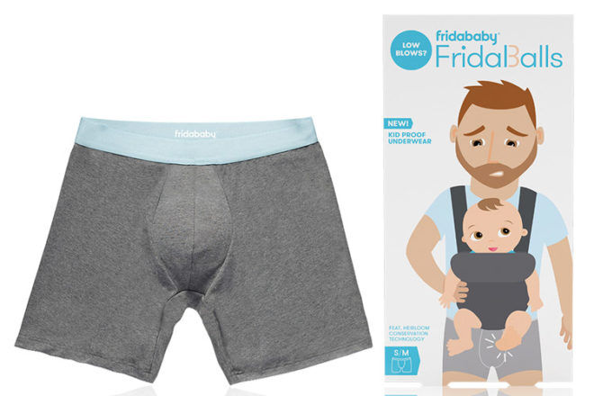 FridaBalls protective underwear for men