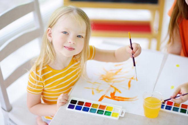 Kindergarten childcare
